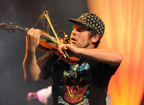 QMI Agency file photo  Fiddler Ashley MacIsaac will be performing at the St. Clair Capitol Theatre in Chatham on May 3, the theatre announced Wednesday.