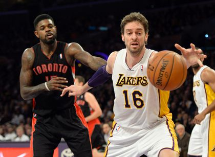 Raptors-Lakers