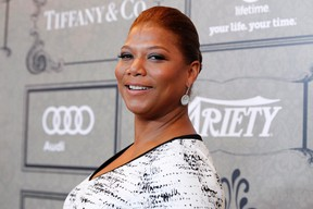 Rapper, actress and TV personality Queen Latifah has stunned fans by revealing she turned to excessive drinking in order to cope with a violent carjacking incident.  REUTERS/Mario Anzuoni