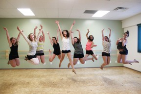 The Dance Place studio in Spruce Grove. - Photo Supplied