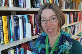 Kimberly Sutherland Mills, manager of programming and outreach at the Kingston Frontenac Public Library, has announced the library is bringing in its own writer-in-residence in January. Michael Lea The Whig-Standard