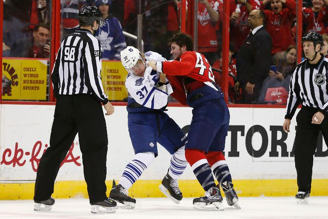 Leafs-Capitals