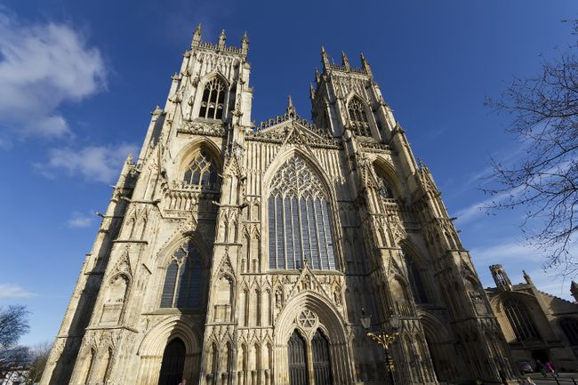 Cathedral in York, England. (Fotolia)