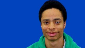 Darion Marcus Aguilar, 19, of College Park, Maryland, identified by police as the gunman in Saturday's Columbia Mall shooting, is seen in an undated photo released by the Howard County Police Department in Maryland on January 26, 2014. (REUTERS/Howard County Police Department/Handout via Reuters)