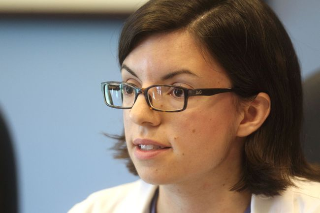 MP Niki Ashton is one of several New Democrats pushing for a quicker Health Canada review of an abortion pill that could be connected to several women's deaths. Photo taken Friday, June 29, 2012. (Chris Procaylo/QMI Agency)
