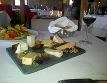 A selection of local cheeses at Panache Restaurant in Quebec City's Auberge Saint-Antoine. JULIE KIRSH/QMI AGENCY