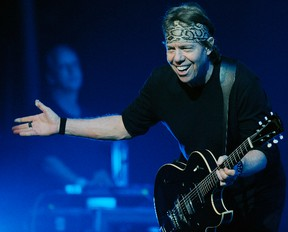 George Thorogood and The Destroyers will entertain fans May 9, 2016, at the National Arts Centre. (Rene Baillargeon photo)