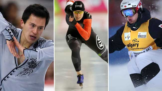 <p>What follows is a look at Canada's best bets to medal at the Sochi Olympics.</p>