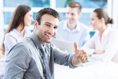 """Take time to appreciate and support the efforts of others. """"Job enjoyment and satisfaction comes to those who are able to work powerfully in unison with coworkers.""""(Fotolia)"""