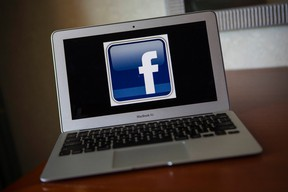 Facebook is now 10 years old. (QMI AGENCY/File)