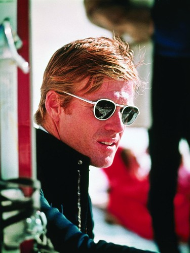 6. DOWNHILL RACER (1969)Believe it or not, Robert Redford didn't always have a face reminiscent of a well-worn saddle. In Michael Ritchie's film, the baby-faced Redford plays cocky David Chappellet, who comes from nowhere to become the U.S.'s best bet for Olympic skiing gold. Gene Hackman plays his crusty coach.