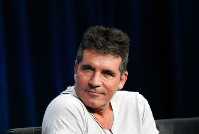 "Judge Simon Cowell attends a panel for the television series ""The X Factor"" during the Fox portion of the Television Critics Association Summer press tour in Beverly Hills, California in this file photo from August 1, 2013. (REUTERS/Mario Anzuoni/Files)"