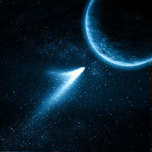 Asteroid. (Fotolia/Photo illustration)