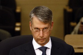 Retired army general and Liberal advisor Andrew Leslie is pictured in this October 3, 2011 file photo. (QMI Agency files)