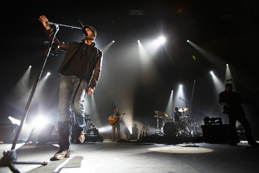 Dean Brody performs at the Shaw Conference Centre in Edmonton, Alta., on Wednesday, Feb. 19, 2014. Brody is touring Canada on his 2014 Crop Circles and Tractor Beams tour. Ian Kucerak/Edmonton Sun/QMI Agency
