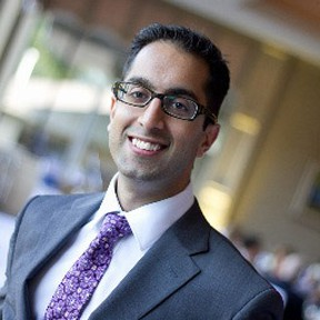 Atif Kukaswadia, a PhD candidate in the department of public health sciences at Queen's University, has been investigating the physical activity habits of young immigrants after they arrive in Canada and has found it can depend on their home country. Submitted