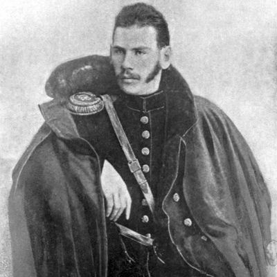 One of Russia's artillery lieutenants during the Crimean War was a young Leo Tolstoy. Not only did the experience help future author with the battle scenes in his eventual classic, War and Peace, it also led to Tolstoy being called the first-ever war correspondent when he published his observations of the war in the short stories The Sebastopol Sketches. (Pavel Biryukov)