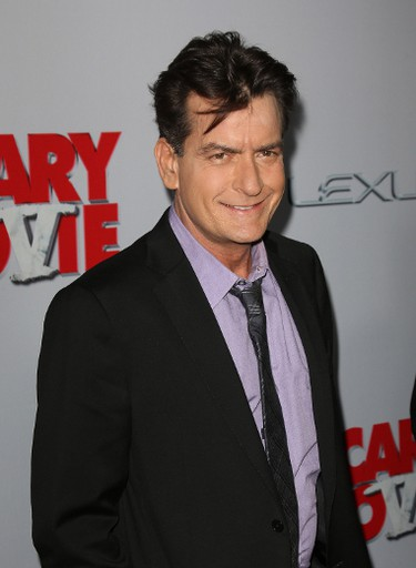 """Charlie Sheen.WHY SO STRANGE? Called his former TV exec boss a """"warlock"""" after getting the boot from hit show """"Two and a Half Men,"""" mostly hangs around with porn stars, claims to have """"Tiger Blood"""" and """"Adonis DNA"""" and told one reporter he was a """"total bitchin' rock star from Mars."""" (FayesVision/WENN.COM)"""
