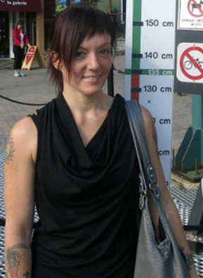 Erin Ball of Kingston, who was missing, has been found alive, but suffering from extreme exposure.