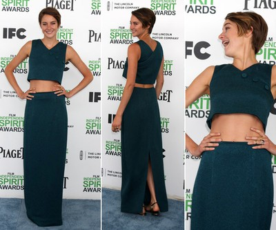 """Shailene Woodley at the Film Independent Spirit Awards. (WENN.com)   PDRTJS_settings_7521214 = { """"id"""" : """"7521214"""", """"unique_id"""" : """"default"""", """"title"""" : """""""", """"permalink"""" : """""""" };"""