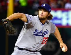 NL Cy Young Award winner Clayton Kershaw dominated fantasy pitching and should be the first starter off the board in every mixed-league and NL-only draft. (Reuters)