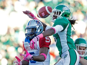 The CFL rules committee voted to recommend that pass interference be subject to video review this season. (David Stobbe/Reuters/Files)