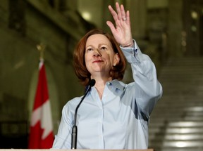 Alberta Tory leaders come and go, but the party has shown remarkable resilience. (EDMONTON SUN/File)