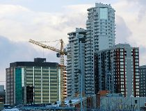 Downtown Edmonton is booming.