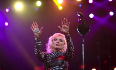 Debbie Harry of Blondie is among the bands and acts which will be performing at the 2014 Ottawa Bluesfest. She's scheduled to play Thursday, July 10 at 8 p.m. REUTERS/Carlo Allegri