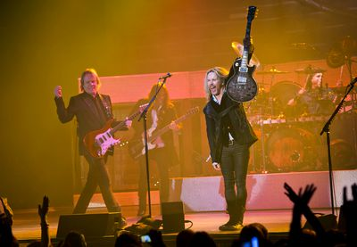 Styx are among the bands and acts which will be performing at the 2014 Ottawa Bluesfest, on Tuesday, July 8 at 7 p.m. JOEL LEMAY/AGENCE QMI