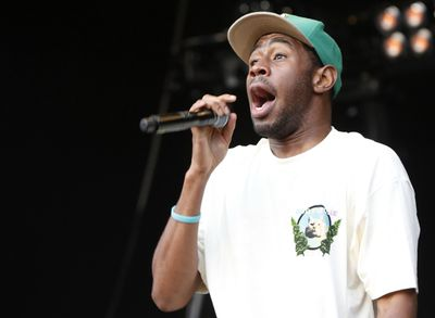 Tyler, the Creator will be performing at the 2014 Ottawa Bluesfest Wednesday, July 9 at 6 p.m. Sebastian Gabsch/Future Image/WENN.com