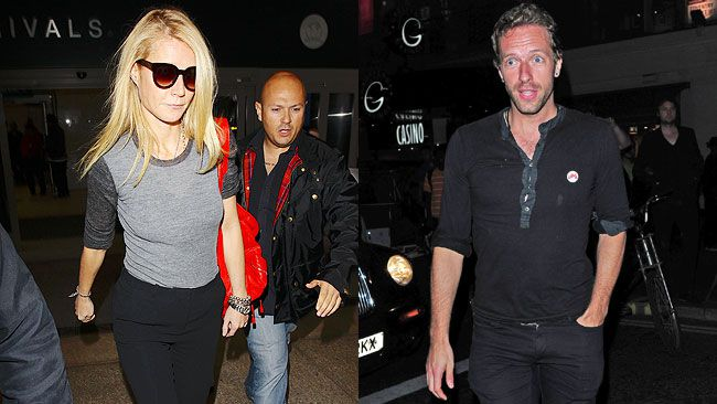 Gwyneth Paltrow and rocker Chris Martin have separated, almost four months after celebrating their 10th wedding anniversary. (WENN.com)