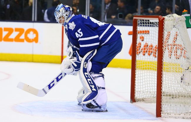 Jonathan Bernier March 27