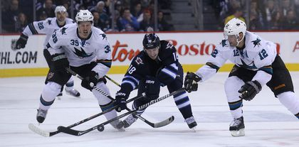 Jets vs Sharks - Nov. 10, 2013