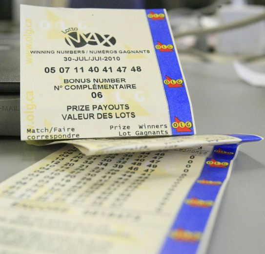 Winning $55M Lotto Max jackpot ticket sold in Quebec