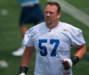 """Scott Flory is the new president of the CFLPA and he's fixing for a fight with the league to get a """"fair deal."""""""