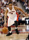 DeMar DeRozan could by back in the next week or two. (MICHAEL PEAKE/TORONTO SUN)