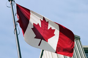 Canadians can take a lot of pride in their country but must awknowledge the many faults of this nation (File photo).