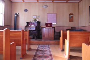 The Stony Plain and Parkland Pioneer Museum opened for the season on April 1. - Karen Haynes, Reporter/Examiner