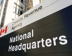 The headquarters of the Canada Revenue Agency is photographed in Ottawa, November 4, 2011. (Chris Roussakis/QMI Agency)