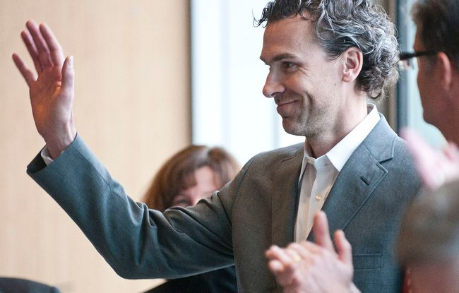 Vancouver Canucks great Trevor Linden has been named president of hockey operations of his former club. (CARMINE MARINELLI / QMI AGENCY)