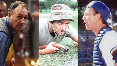 The new Draft Day is an interesting sports flick, with its NFL story and a likeable Kevin Costner as the Cleveland Browns GM.  But it will not make my 10 best list of sports-themed films. Here they are, mixing sports but ranking the all-time best from among dramas and comedies (which means I leave out great documentaries, including When We Were Kings and Hoop Dreams).  One weird thing: I hate the sweet science of boxing, yet I much admire boxing films:  By: Bruce Kirkland, QMI Agency  Twitter: @Bruce_Kirkland bruce.kirkland@sunmedia.ca