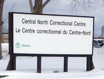 Central North Correctional Centre in Penetanguishene. Submitted photo