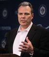 Has Kevin Cheveldayoff become more than a one-tool player? (BRIAN DONOGH/Winnipeg Sun files)