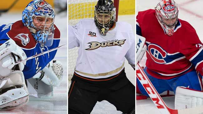 Click through to see Sun Media's annual post-season goalie rankings.