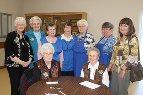 The ladies of the Brigden Fair Homecraft Club hosted its annual Homecraft Dinner recently. The event is an annual fundraiser for the Brigden Fall Fair, Lambton County's oldest and largest fall fair.