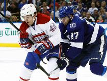 Lightning look to regain poise in Game 2 against Canadiens
