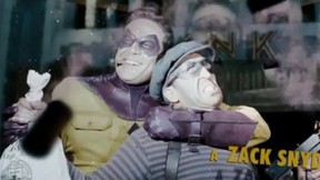 Have you ever seen this Easter Egg in the Watchmen? (Screengrab)