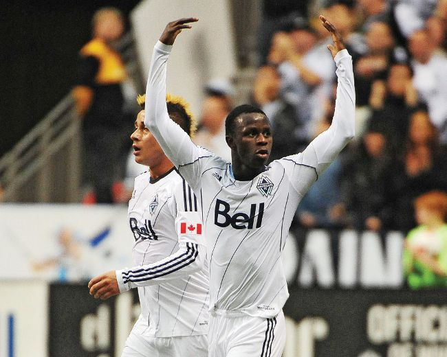 Kekuta Manneh scored again as a substitute but could he be making his second start of the season on Saturday? (REUTERS)