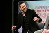 George Stroumboulopoulos will host the NHL Awards show in Las Vegas on June 24, 2014. (Craig Robertson/QMI Agency/Files)